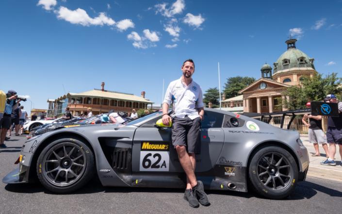 2019 R-Motorsport Florian Kamelger
